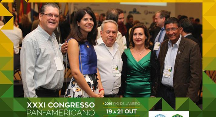 XXXI edición del Congreso de la Unión Panamericana de Asociaciones de Valuación